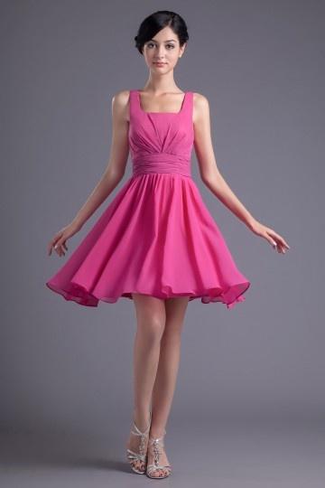 robes fuchsia longue ou courte pour le mariage blog officiel de. Black Bedroom Furniture Sets. Home Design Ideas