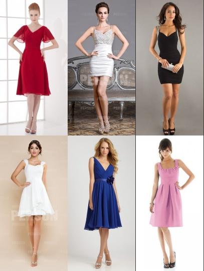 Robes de cocktail semi-formelles 2014 pas cher en ligne