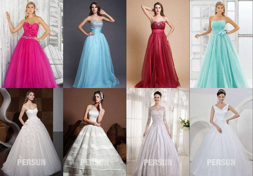 robes de princesse charmantes pas cher en ligne