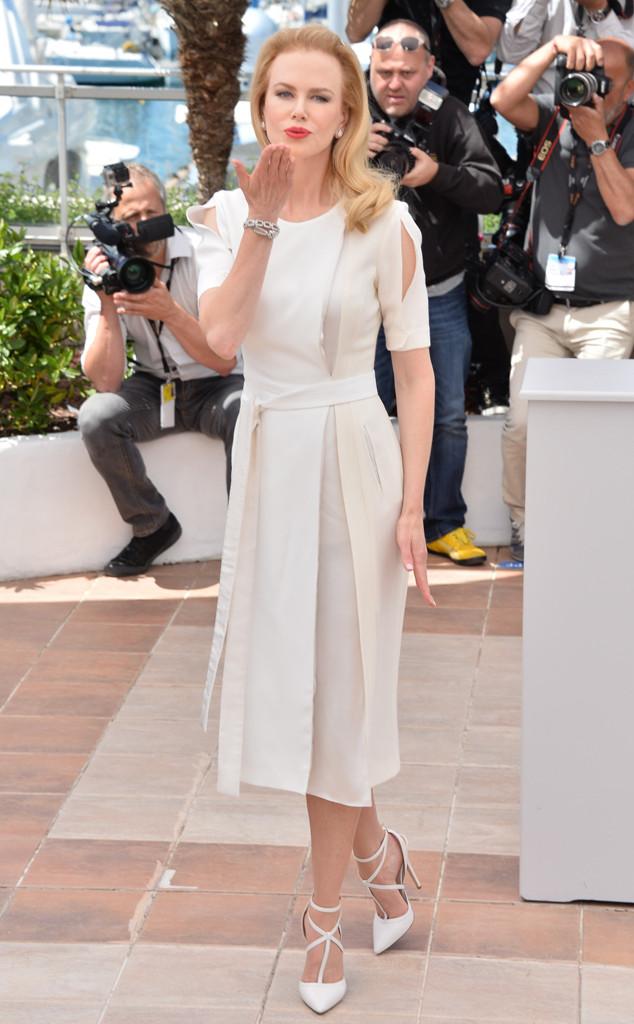 Nicole Kidman au photocall de « Grace de Monaco » à Cannes 2014