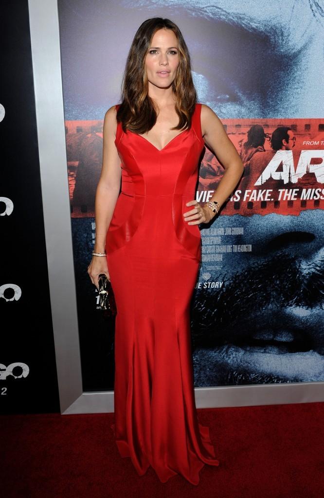 Jennifer Garner lors de la première du film Argo