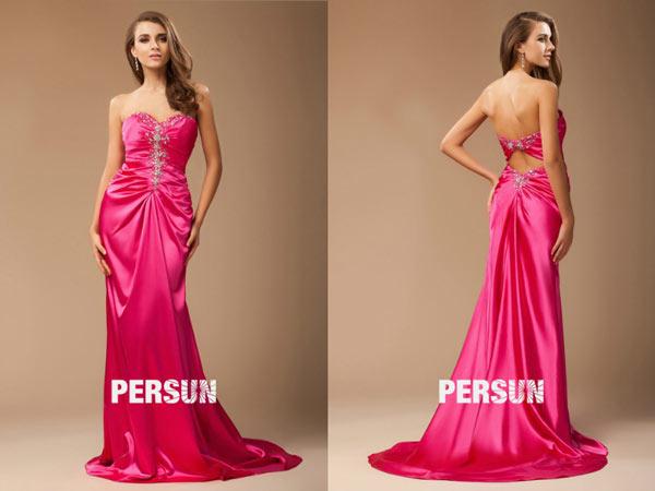 robe-soiree-robe-bal-fuschia-decollete-dos-ouvert