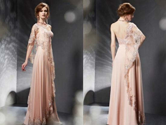 robe-de-soiree-longue-rose-brodee