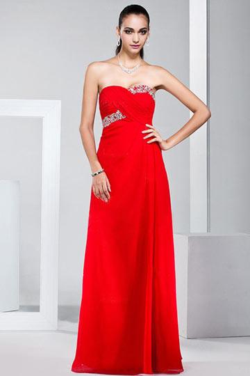 blog officiel de rien que des robes coloris rouge. Black Bedroom Furniture Sets. Home Design Ideas