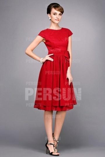 Astuces conseils blog officiel de for Robe rouge pour mariage