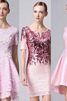 La robe de soirée rose : Quand l'élégance et le romantisme se donnent rendez-vous dans la parure féminine.