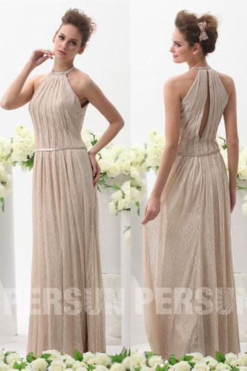 44c84d6ffe3 Une sublime robe pour témoin de mariage pour une belle ...