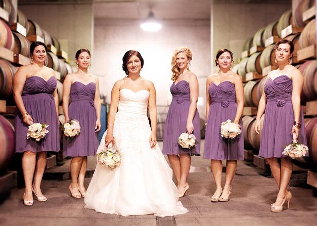 Robe cocktail mariage courte bustier coeur orné de fleurs