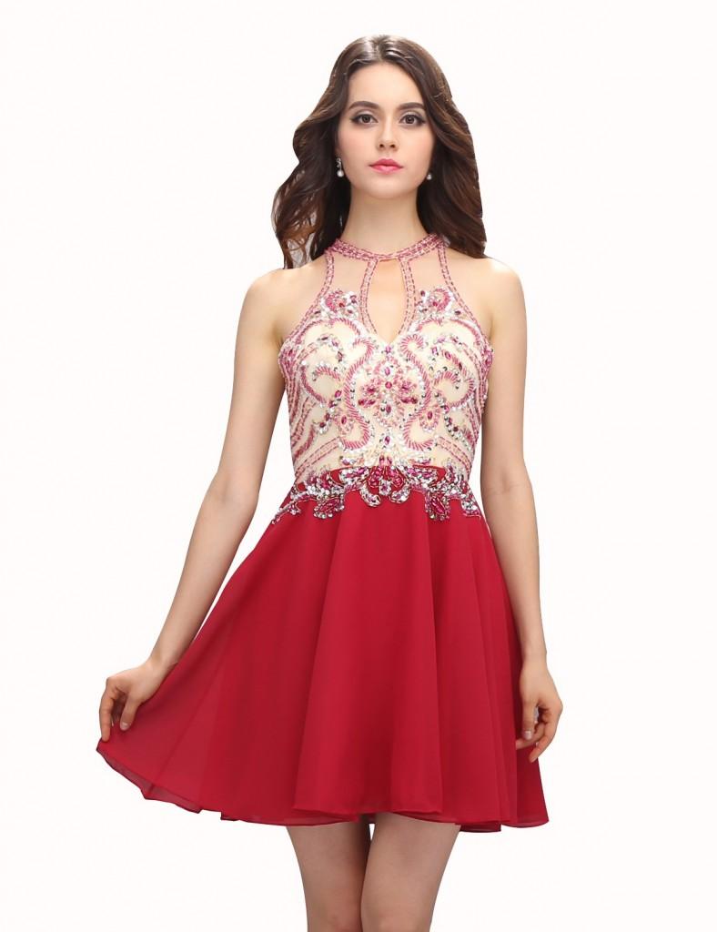 une robe de bal rouge pour sublimer votre apparence. Black Bedroom Furniture Sets. Home Design Ideas