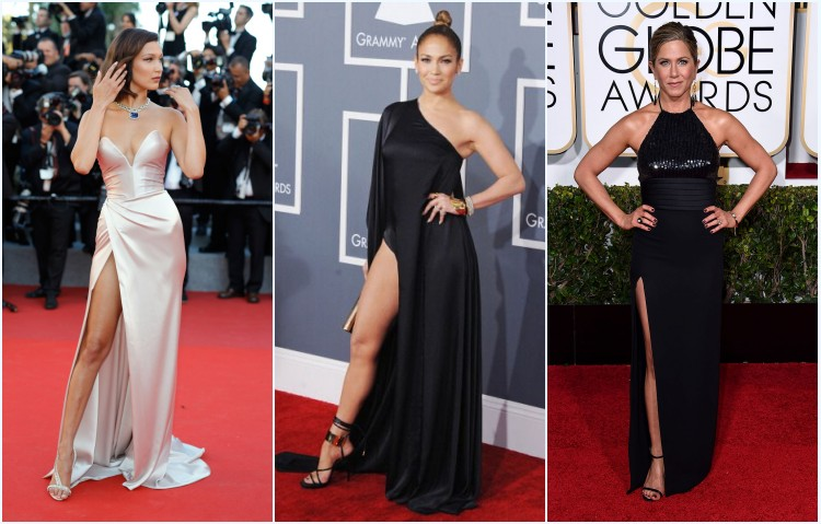Bella Hadid à Cannes, J-Lo aux Grammy Awards et Jennifer Aniston aux Golden Globes Awards