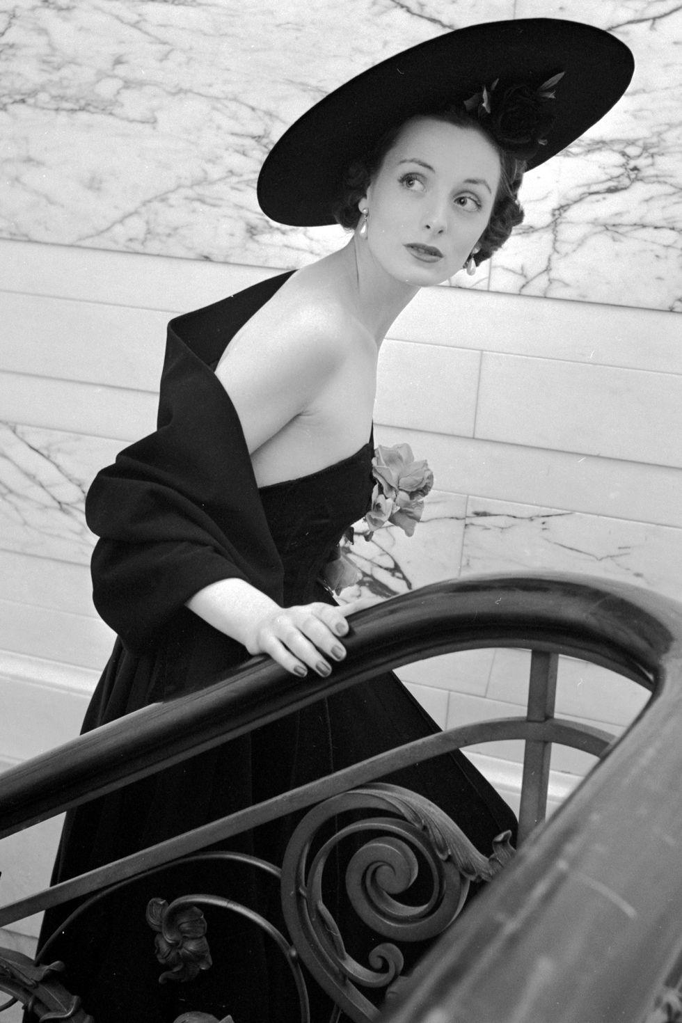 mode de Dior 1940