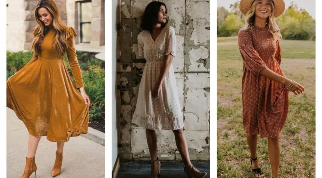 robe empire d'été courte