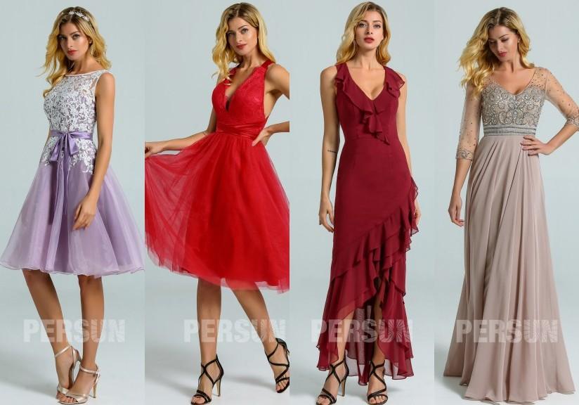 5 meilleures robes à porter pour un mariage