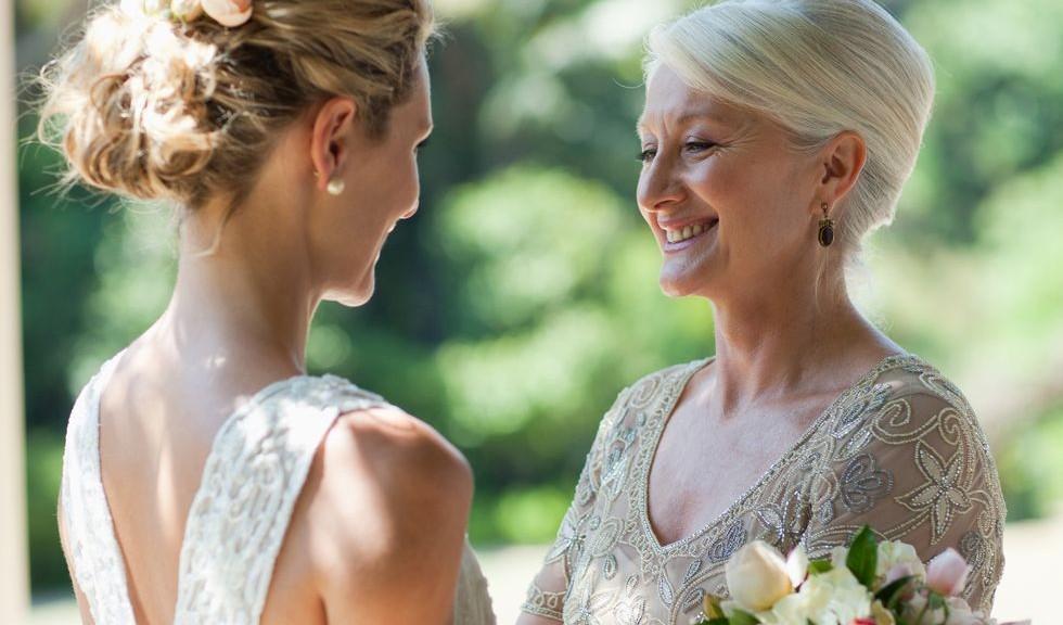 tenue pour mère de la mariée